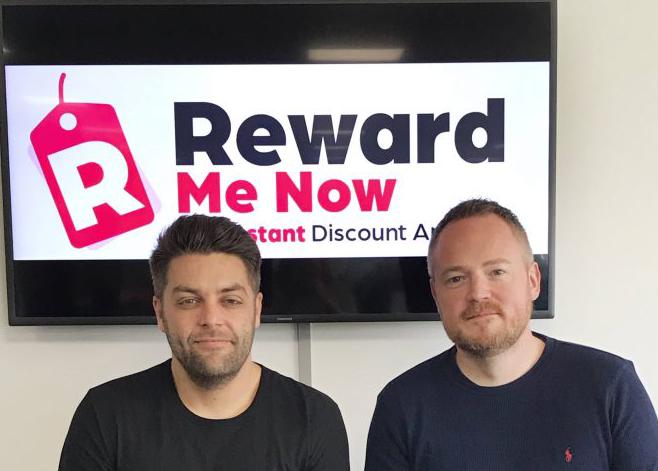 Reward Me Now launch